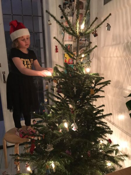 kerststyling