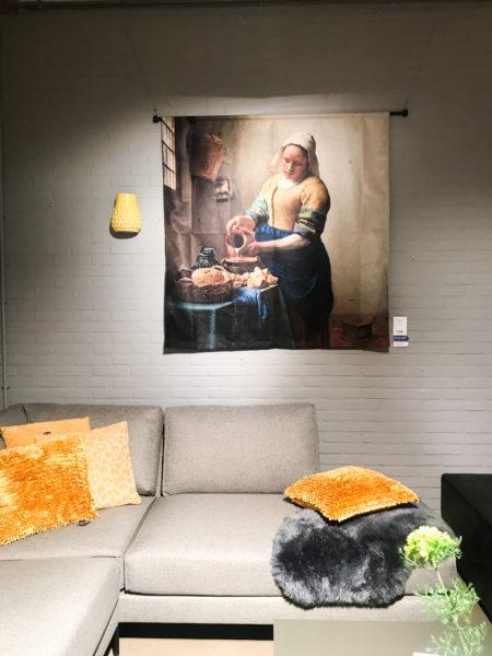 melkmeisje Vermeer Pronto Wonen Groningen